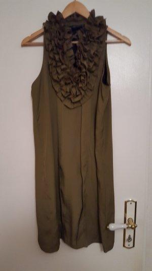 Exklusives Kleid - Khaki - Zara