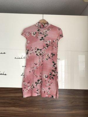 Piu Blusa tipo kimono multicolor