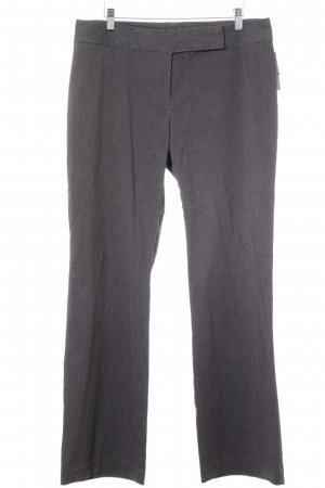 Express Suit Trouser anthracite-natural white flecked
