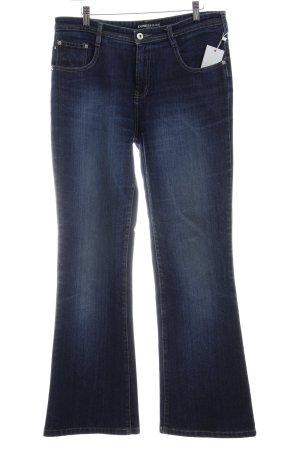 Express Jeans svasati blu aspetto di seconda mano