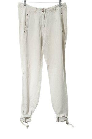Express Pantalone Capri grigio chiaro stile casual