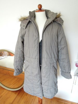 Express Hooded Coat khaki
