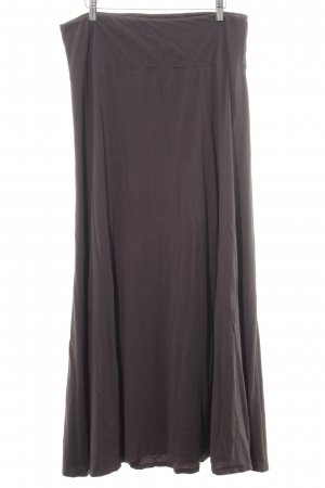 Express Maxi Skirt grey simple style