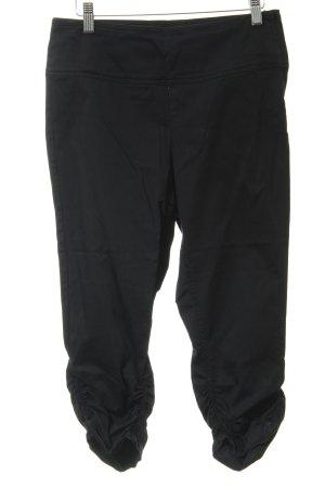 Expresso Pantalone a 7/8 nero stile casual