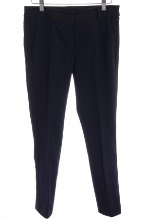 Expresso Suit Trouser black-dark blue business style