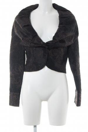 Expresso Bolero schwarz-graubraun Elegant