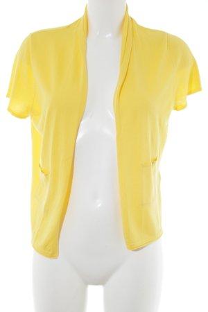Expresso Cardigan geel zakelijke stijl