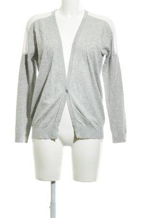 Expresso Cardigan grigio chiaro stile casual