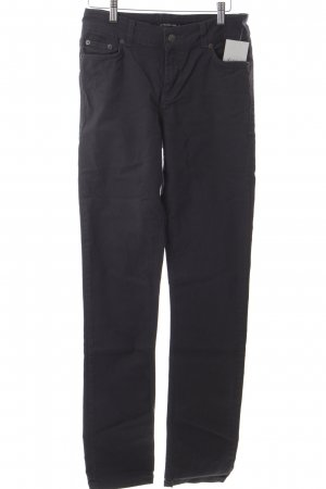 Expresso Low Rise jeans donkerblauw rockabilly stijl
