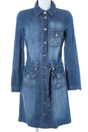 Expresso Jeanskleid blau Casual-Look