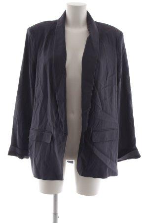 Expresso Blazer in jersey grigio ardesia stile professionale