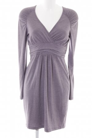 Expresso Jerseyjurk mauve casual uitstraling