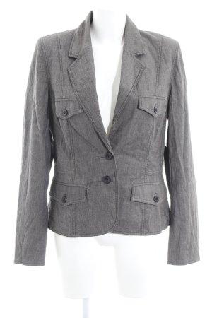 Expresso Blazer corto grigio modello web stile casual
