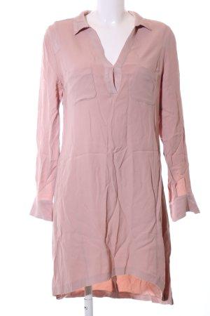 Expresso Langarmkleid pink Casual-Look