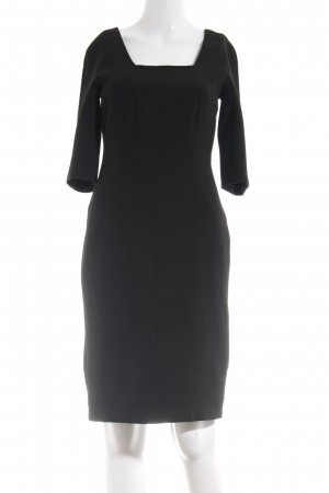 Expresso Midi-jurk zwart elegant