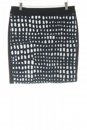 Expresso Mini rok abstract patroon casual uitstraling