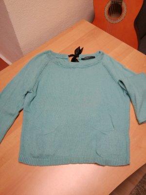 Expresso Pullover in Mintgrün