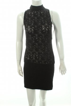 Expresso Tube Dress black party style