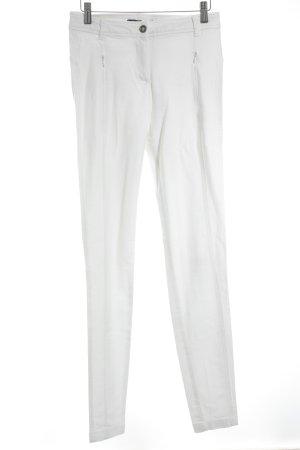 Expresso Jeans skinny bianco stile casual