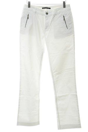 Expresso Jeans slim blanc style décontracté