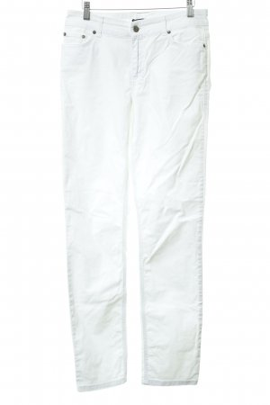 Expresso Jeans slim fit bianco sporco stile casual