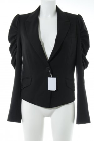 Expresso Smoking-Blazer schwarz Business-Look