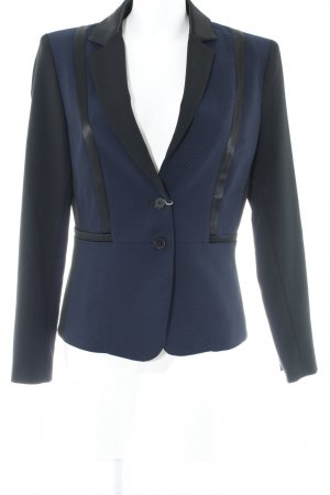 Expresso Smoking-Blazer schwarz-dunkelblau Business-Look