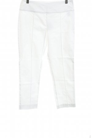 Expresso Stoffen broek wit zakelijke stijl