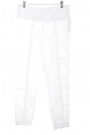 Expresso Stoffen broek wit casual uitstraling