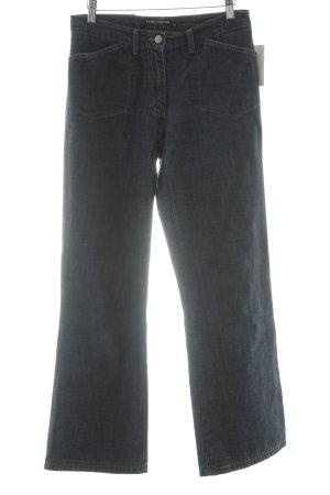 "Expresso Straight-Leg Jeans ""Alexa"" blau"