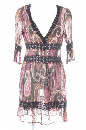Expresso Strandkleid abstraktes Muster Beach-Look