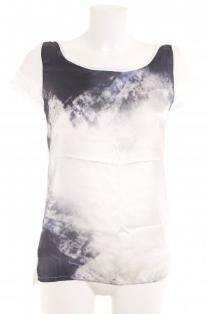 Expresso T-shirt Colore sfumato stile classico