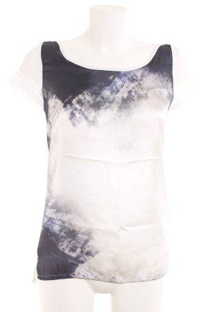 Expresso T-shirt kleurverloop klassieke stijl