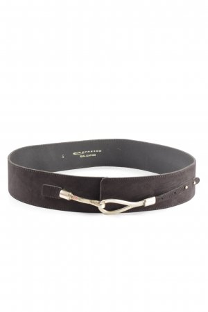 Expresso Waist Belt brown casual look