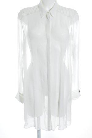 Expresso Blusa trasparente bianco elegante