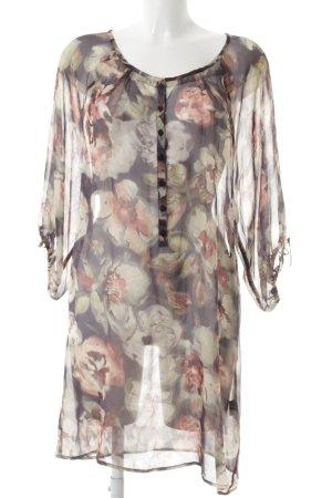 Expresso Tunikakleid florales Muster Casual-Look