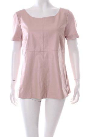 """Expresso Boatneck Shirt """"JAAP"""" dusky pink"""