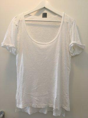 Extra langes Shirt von Bobi, Größe S