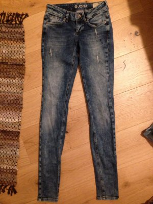 Extra skinny Jeans von Tom tailor