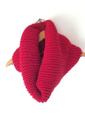 Extradicker Loop Schal Perfekt für den Winter Rotkäppchen