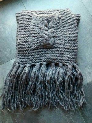 Extralanger flauschiger XL Schal