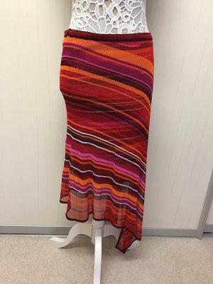 Escada Asymmetry Skirt multicolored