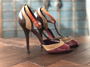 Buffalo London High Heels multicolored