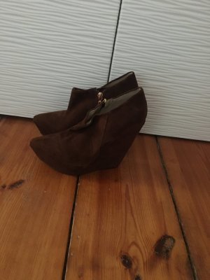 Buffalo London Ankle Boots brown