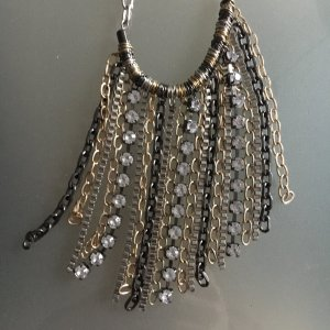 Extravagante Halskette original von Guess