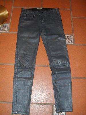 Burberry Brit Pantalone a sigaretta grigio Cotone