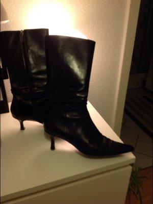 Extravagante Hugo Boss Stiefel Gr. 40
