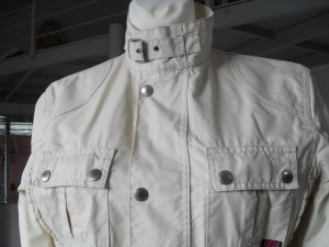 Belstaff Between-Seasons Jacket cream mixture fibre