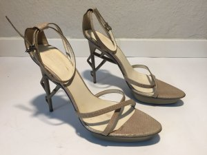 Extravagante JIL SANDER High Heel Sandaletten Gr.40