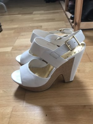 Extravagante Sandalen 13cm